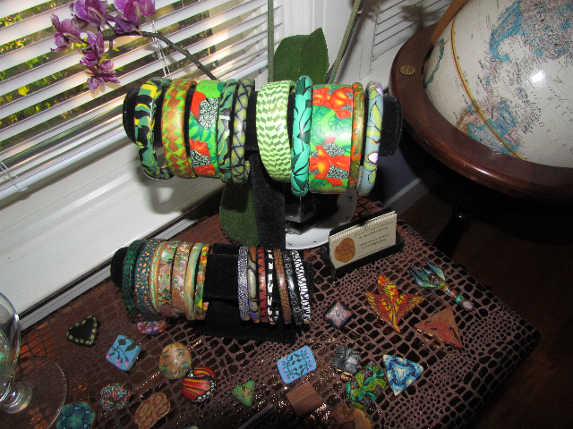 One of a kind jewelry by Fossil Creek Creations